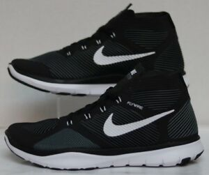 59654ceb137 Nike Free Train Instinct Black White-Dark Grey 833274 010 Men Size s ...