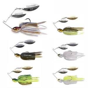 Megabass SV-3 Double Willow Spinnerbait Choose Weight/Color