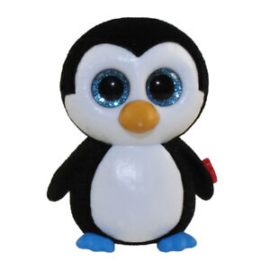 f9ecaa8af25 TY Beanie Boos Mini Boo Series 1 Collectible Figure WADDLES the ...