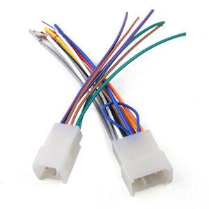 [SCHEMATICS_48YU]  Car Stereo Radio Wire Harness Plug Fit For Toyota Avalon Camry Highlander  Matrix | eBay | 2001 Camry Wiring Harness |  | eBay
