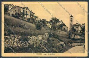 Como-Veleso-cartolina-ZQ1937