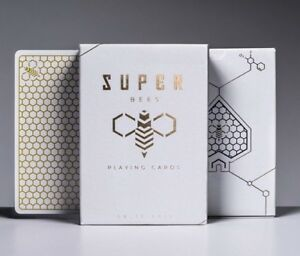 Bicycle-Ellusionist-Super-Bees-US-Playing-Cards-Magic-Poker-New