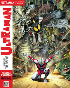 Secrets of the Rise of Ultraman [New Blu-ray]