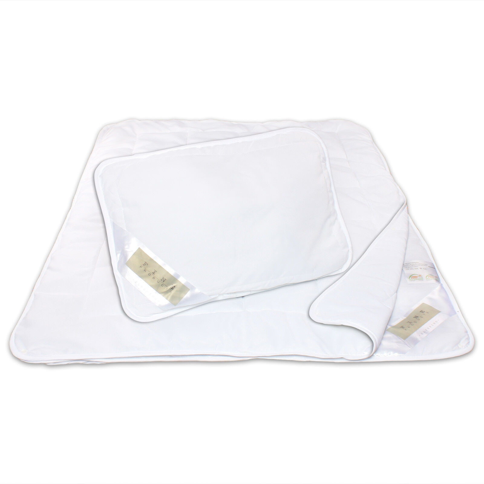Children Bed Microfibre Set 100x135cm/40 x 60cm Summer Winter Set NEW