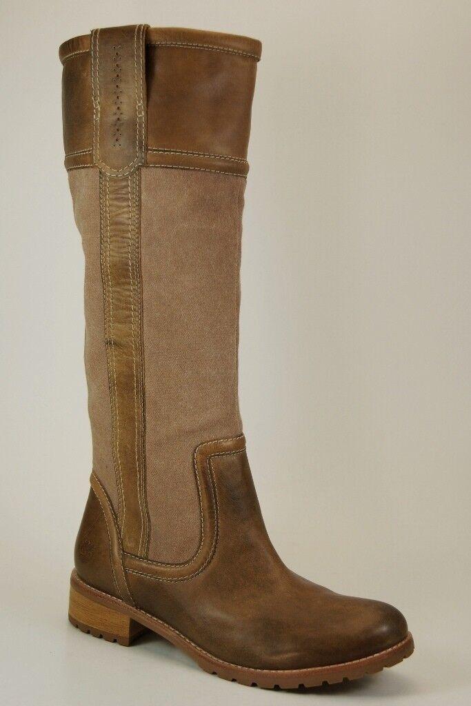 Timberland Earthkeepers Brogue Tall Stiefel Gr 36 US 5,5 Damen Stiefel 13681    Sale Deutschland    Verschiedene aktuelle Designs    Erlesene Materialien