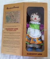 Raggedy Ann Doll 2001 Cookie Land Storybook Friends Witch 6238 Of 10000 Made