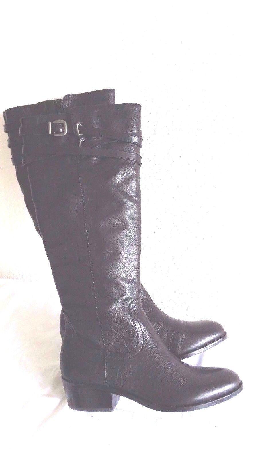 NEU Antonio Melani Jax001 Leder boots. sz9.5. RT159