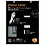 thumbnail 2 - Fiskars Craft Starter Set, 3-piece, Rotary Cutter, A2 Cutting Mat and Ruler