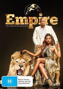Empire-Season-2-DVD-NEW-Region-4-Australia