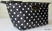 Kate Spade Handbag Wallet Cosmetic Bag Make Up Case Purse Hand Bag Jewel