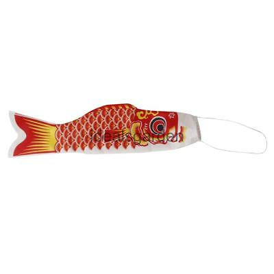 55-150cm Large Koinobori Japanese Carp Wind Sock Koi Nobori Fish Flag Windsock