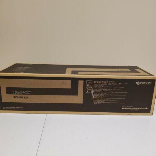 Kyocera TK-6707 Black Toner Kit for TASKalfa 6500i 8001i  NEW 8000i 6501i