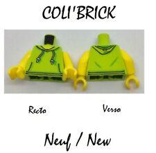Lego 973pb2343c01-1x Torse Corps Minifig Torso Body Pattern 76382 Neuf