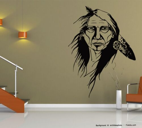 Wall Tattoo Age Weiser Indians 718