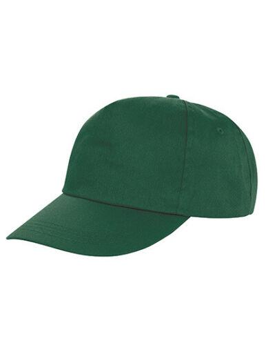Result Headwear Cap Kappe Houston 5 Panel TearAway Label Klettverschluss Neuware