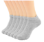 8-12-Pack-Unisex-Low-Cut-Athletic-Cotton-Sports-Ankle-Socks-Fit-shoe-Size-6-10 thumbnail 6
