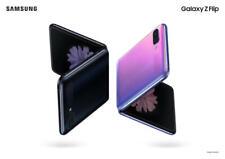 Samsung Galaxy Z FLIP SM-F700U - 256GB-Púrpura-Mobile Sprint DESBLOQUEADO A T Stock