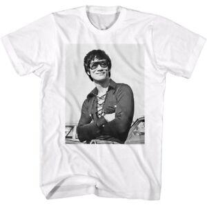 ea95f511506 Details about OFFICIAL Bruce Lee Vintage Sunglasses Photo Men s T-shirt Ninja  Legend