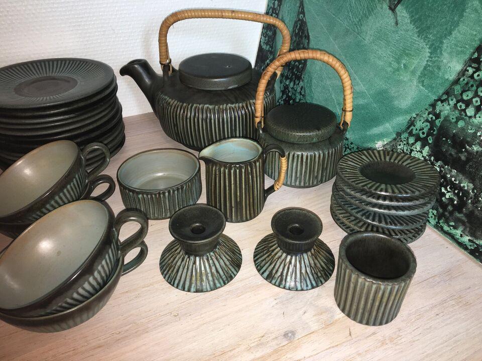 Keramik, Stel, Løvemose