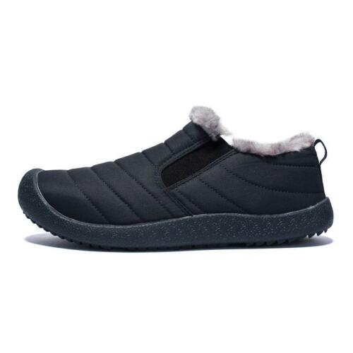 Men/'s Women/'s Warm Casual Shoes Winter Cotton in side Large Size Shoes Vogue