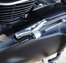 Joker Machine Triumph Clutch Cable Bracket Thruxton Bonneville Scrambler Silver