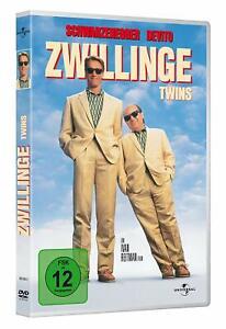 Twins 1988 Arnold Schwarzenegger Danny Devito New Sealed Uk Region 2 Dvd Pal 3259190369092 Ebay