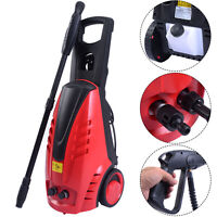 Heavy Duty 2030PSI Electric High Pressure Washer 2000W 1.76GPM Jet Sprayer New