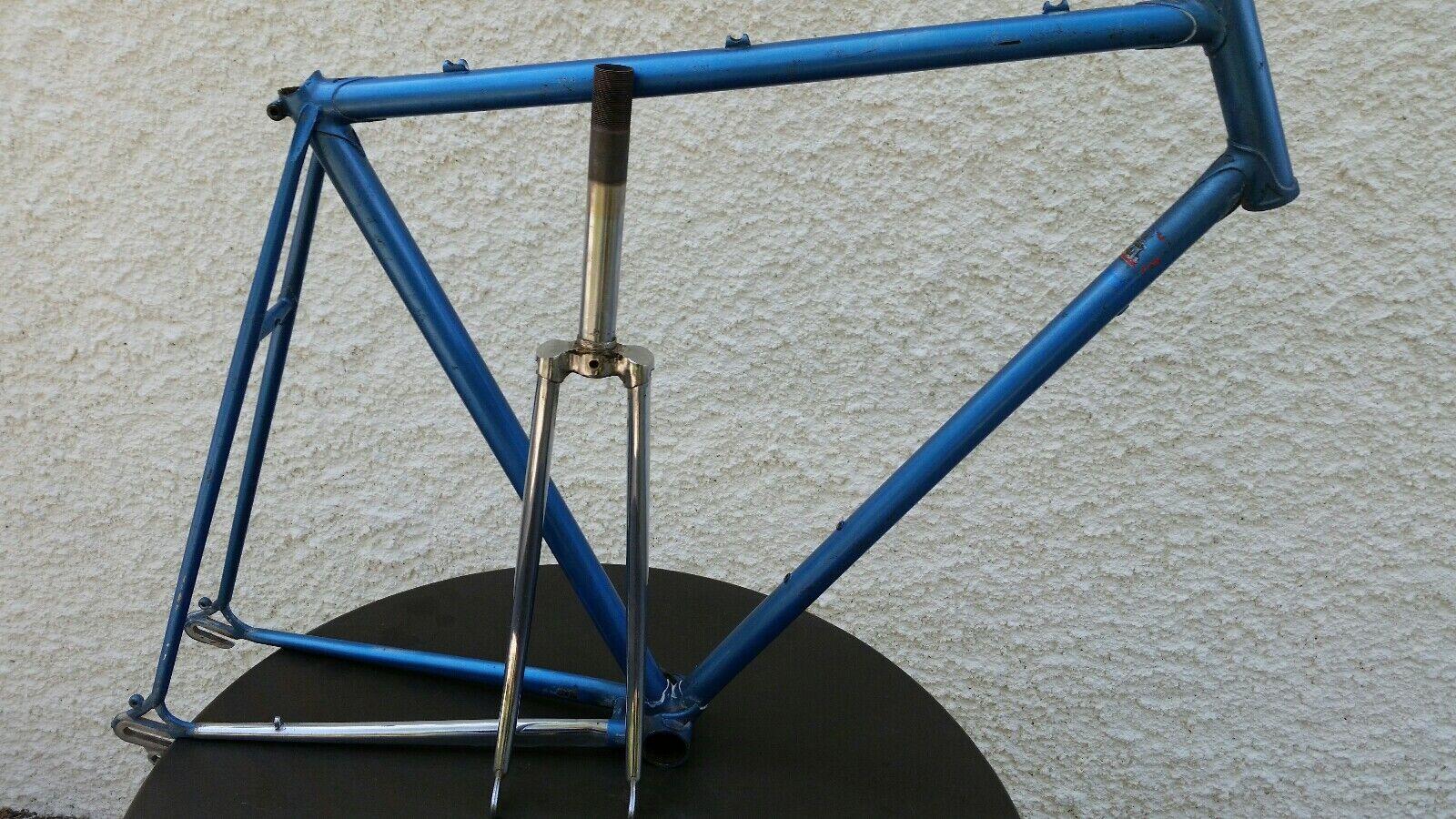 Cadre Vélo Course vintage VITUS 971. Talla 57 57