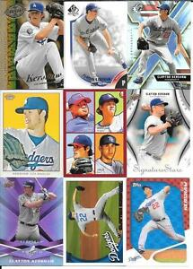 CLAYTON-KERSHAW-2010-TOPPS-2020-T18-FREE-COMBINED-SHIPPING