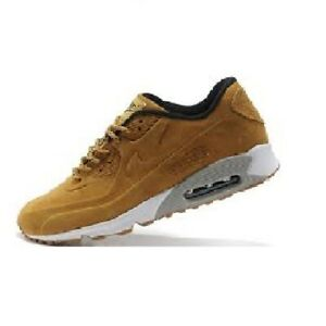 Nike Air Max 90 FLAX Ultra 2.0 LTR Wheat UNBOXING + ON FEET REVIEW