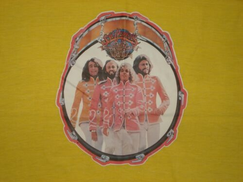 Vintage 1970s THE BEE GEES T SHIRT Sargent Peppers