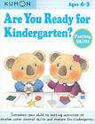 Are You Ready for Kindergarten Pasting Skills by Kumon Publishing (Paperback / softback, 2011)