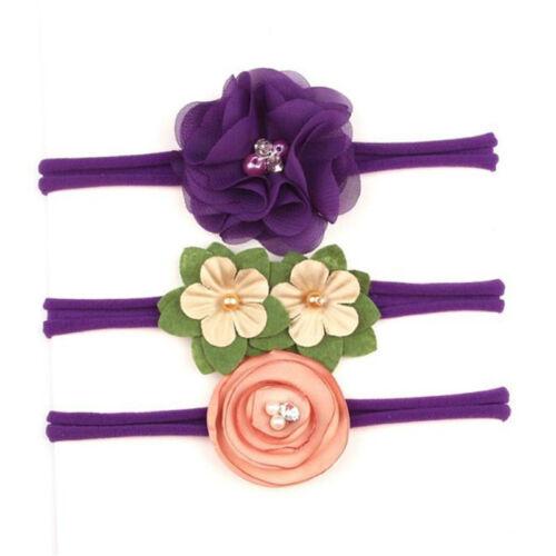 Girls Children Hair Rope Headband Hair Band Headbands Set Hair Accessories CB