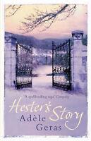 Adele Geras Hester's Story Very Good Book