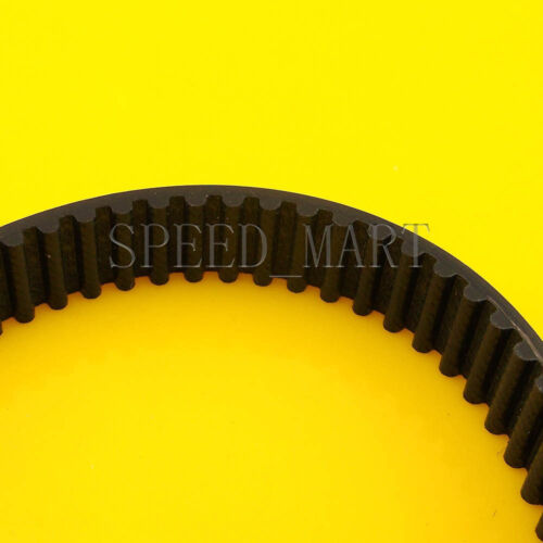 350-5M HTD Timing Belt 70 Teeth Cogged Rubber Geared Closed Loop 15mm Wide