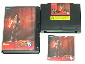 The-King-of-Fighters-96-KOF-SNK-Neo-Geo-AES-NEOGEO