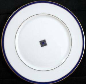 Lenox-URBAN-TWILIGHT-Salad-Plate-MINT-SHOWROOM-INVENTORY-with-tags