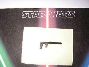 Star wars vintage arme repro weapon Leia organa (noir) vintage