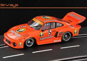 Racer Latéral Porsche 935/77a Jagermeister Drm Circuit Routier Électrique 1/32