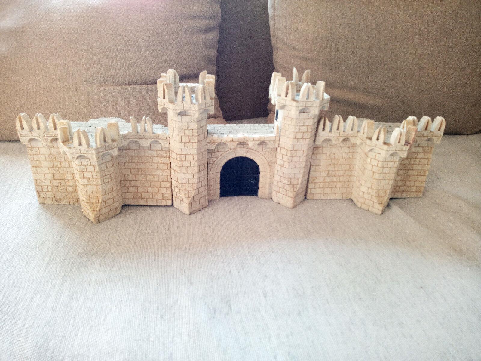 Juegos workshop señor de los anillos Minas Tirith muros del castillo terreno señor de los anillos