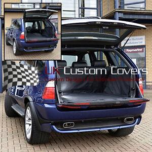 BMW X5 Maßgefertigte Kofferraum Matte Hund Schutz Jahr 2007-2013 058