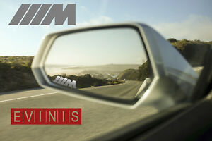 BMW-M-SPORT-SILVER-SMALL-SYMBOL-MIRROR-DECALS-STICKERS-GRAPHICS-x3
