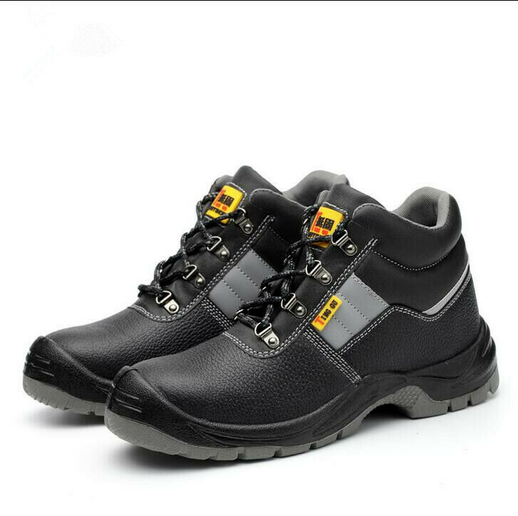 MEN'S Work Boots SAFETY TRAINERS SHOES BOOTS Safety shoes Predective shoes 37-46