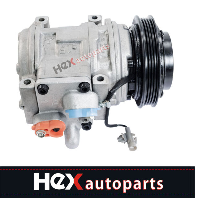 A/C AC Compressor Fits Honda Civic 00-99 Acura Integra 90