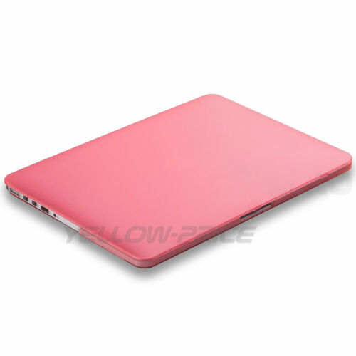 "Baby Pink 13/"" Soft-Skin Protective Case 13.3/""Macbook Pro w//Retina A1425//A1502"