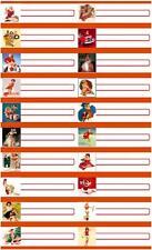 200 Titelstreifen Pinup Christmas X-Mas Wurlitzer Seeburg Rockola Ami Jukebox
