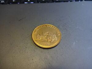 1906-Maxwell-Speedster-Automobile-Franklin-Mint-Antique-Car-Bronze-Coin