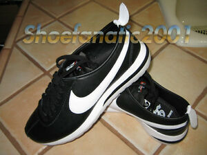 more photos ed5b7 9aee8 Details about Nike Cortez Roshe NM SP Quickstrike Black White Lab Supreme  Un Fragment