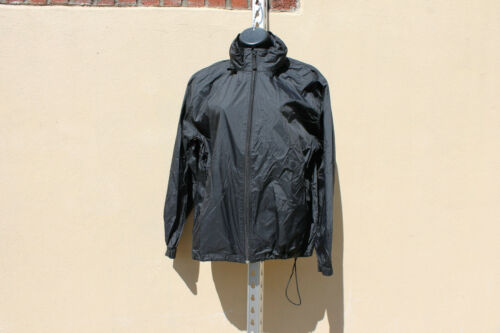 Karrimor Men's Black Full Zip Jacket Hooded Size 4
