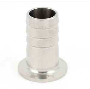 1pc-Stainless-Steel-304-KF25-Flange-to-25mm-Hose-Barb-Adapter-for-Vacuum-A98C-LW